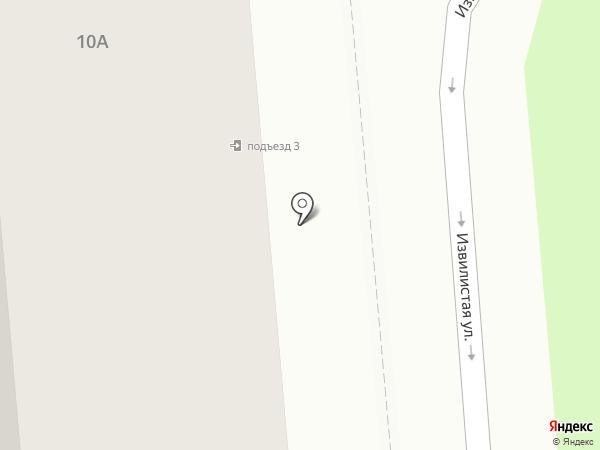 Лариса на карте Ростова-на-Дону