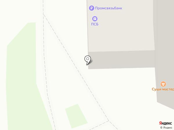 Пекарня-магазин на карте Ростова-на-Дону