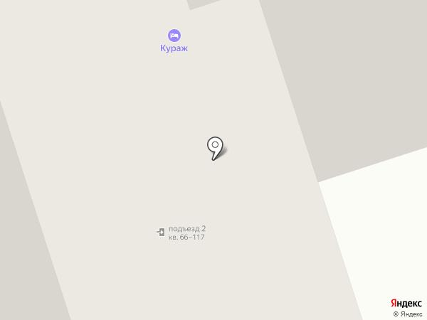 Безопасный дом на карте Ростова-на-Дону
