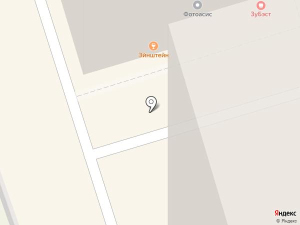 Стилист на карте Ростова-на-Дону