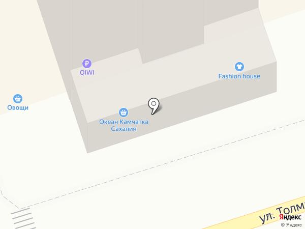 Час Пик на карте Ростова-на-Дону