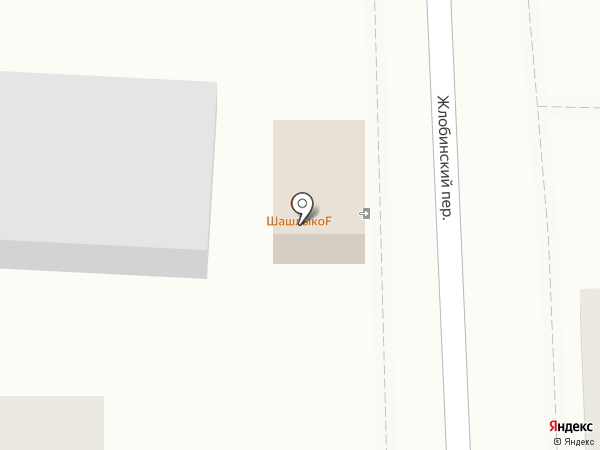 Магазин шашлыка на карте Ростова-на-Дону