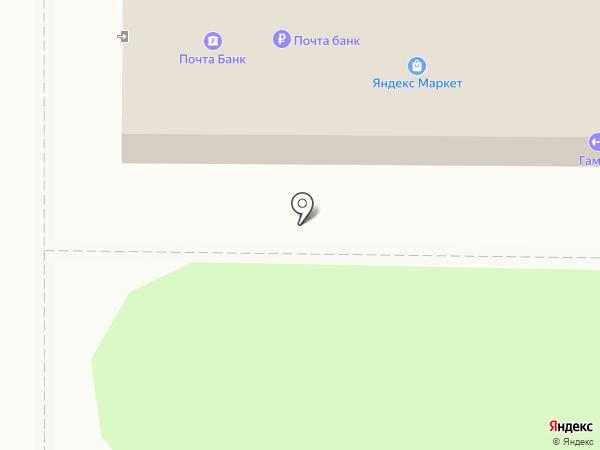PizzaRollo на карте Ростова-на-Дону