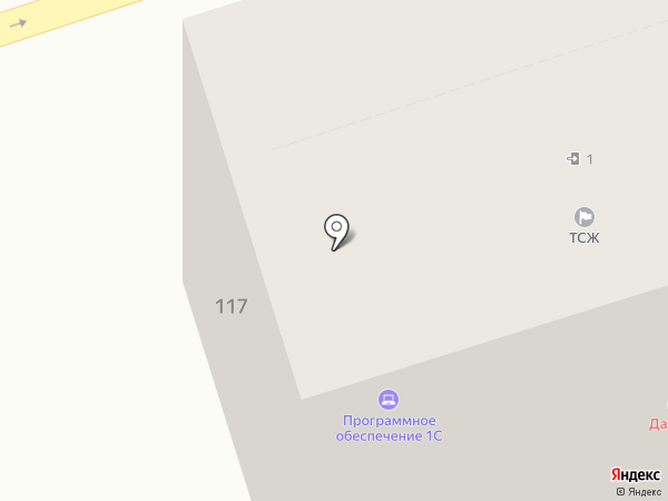 ДаВинчи на карте Ростова-на-Дону