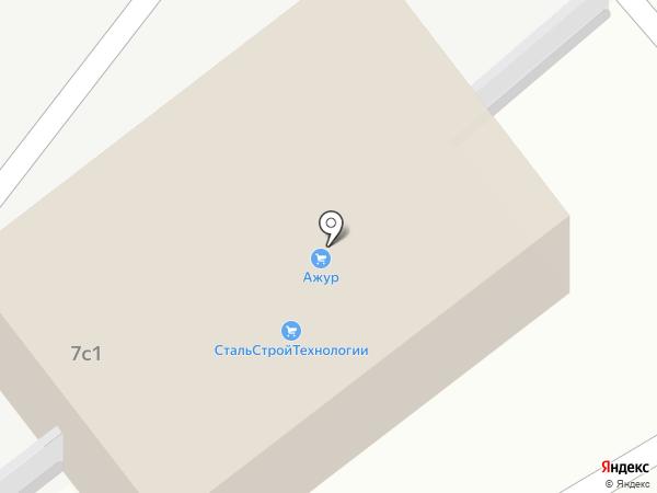 МеталлПромАльянс на карте Рязани