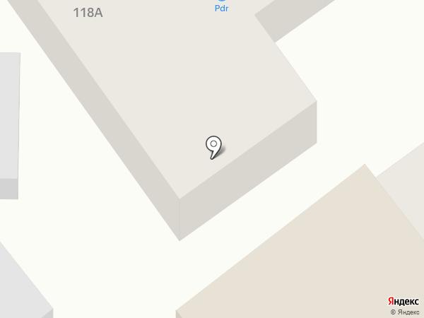 ДДК на карте Ростова-на-Дону