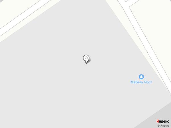 Доступная мебель на карте Рязани