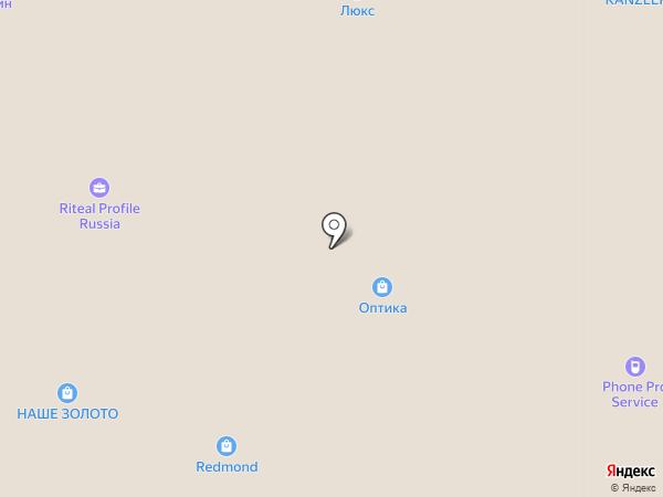 Etre на карте Рязани