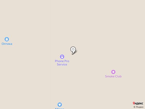 Leva на карте Рязани