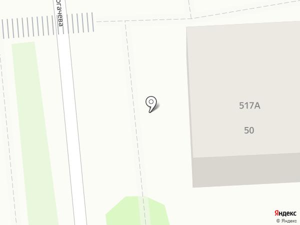 Автомалярка 161 на карте Ростова-на-Дону