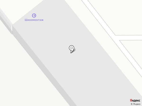 Drive-Shina62 на карте Рязани