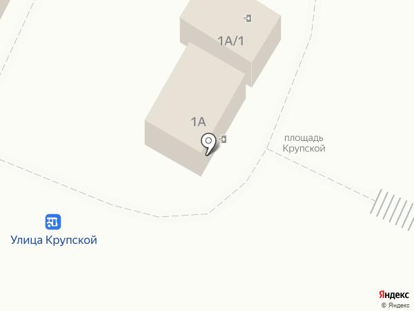 Магазин по продаже фастфудной продукции на карте Рязани