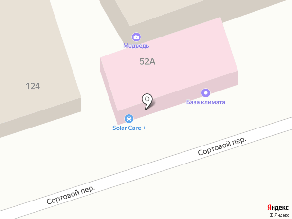 МотоФишка на карте Ростова-на-Дону