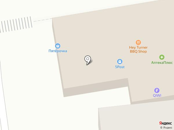 Мама Фуку на карте Ростова-на-Дону