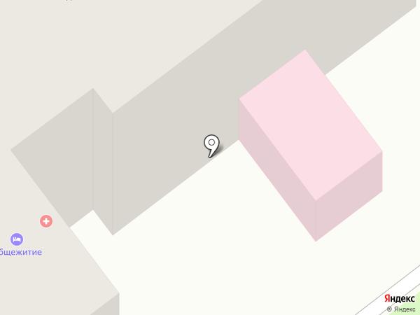 Городская больница №5 на карте Рязани
