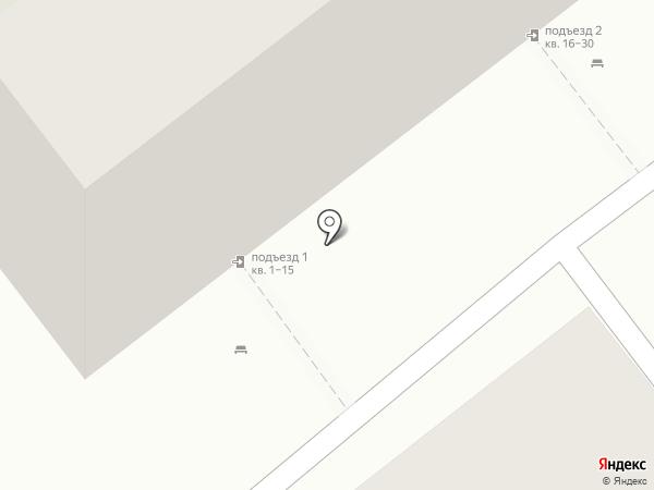 Космос, ТСЖ на карте Рязани