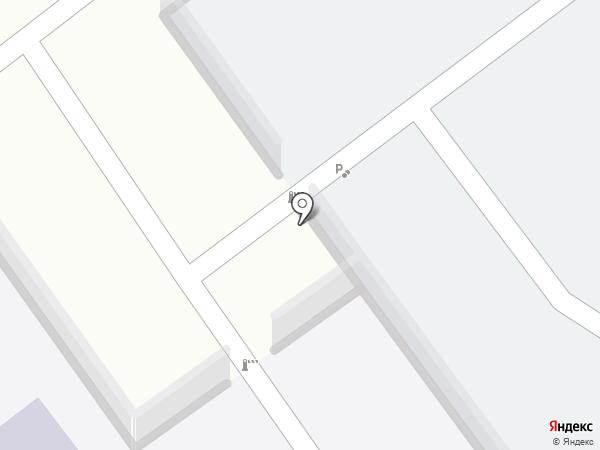 Шиномонтажная мастерская на карте Рязани