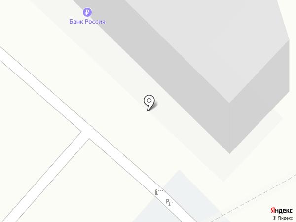Магазин строительных материалов на карте Рязани