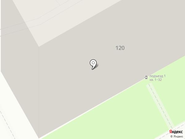 Ирина на карте Ростова-на-Дону