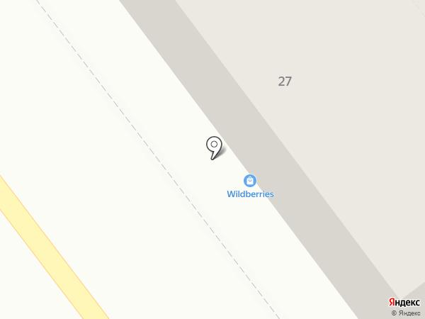 Магазин мясной продукции на карте Рязани