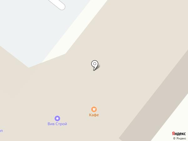 АвтоТех на карте Рязани
