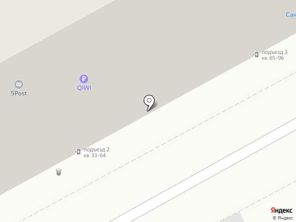 Фреш на карте Ростова-на-Дону