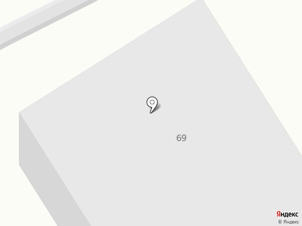 Центр авторазбора на карте Рязани