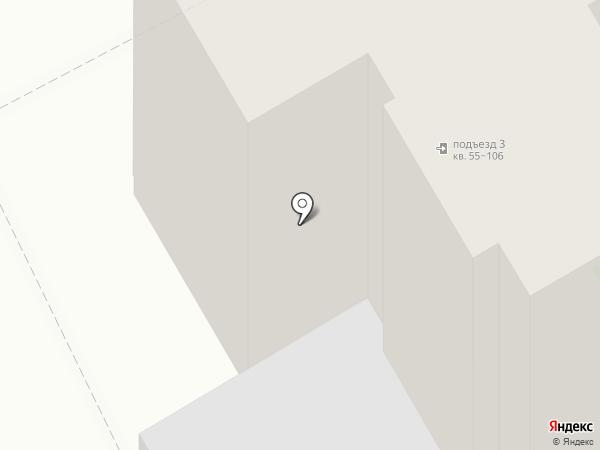 Акуна матата на карте Ростова-на-Дону