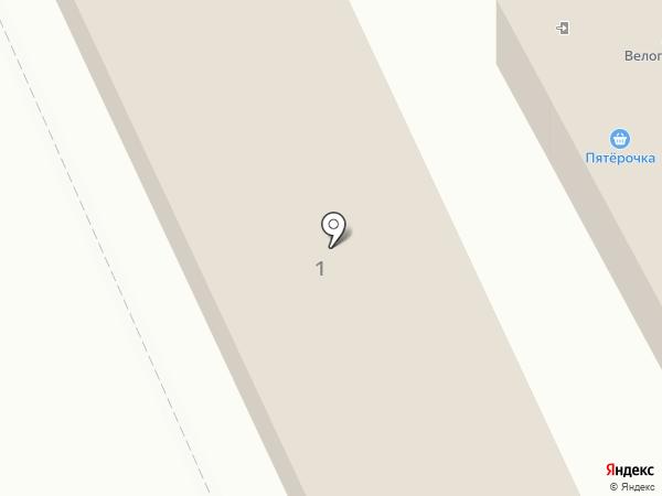 Хозяюшка на карте Рязани