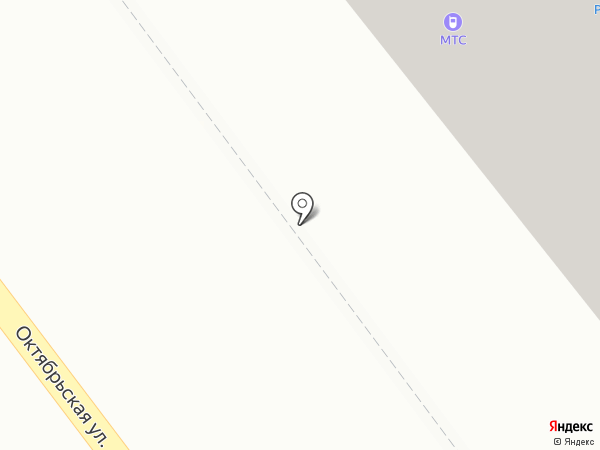 Ателье на Октябрьской на карте Рязани