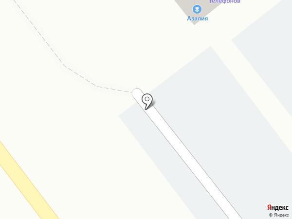 Ермолинские полуфабрикаты на карте Рязани