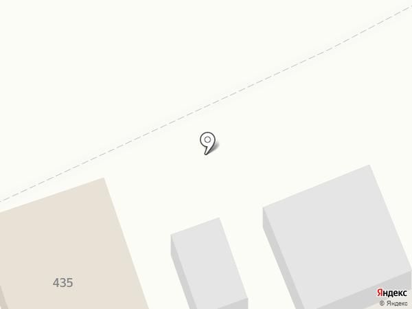Формула61 на карте Ростова-на-Дону