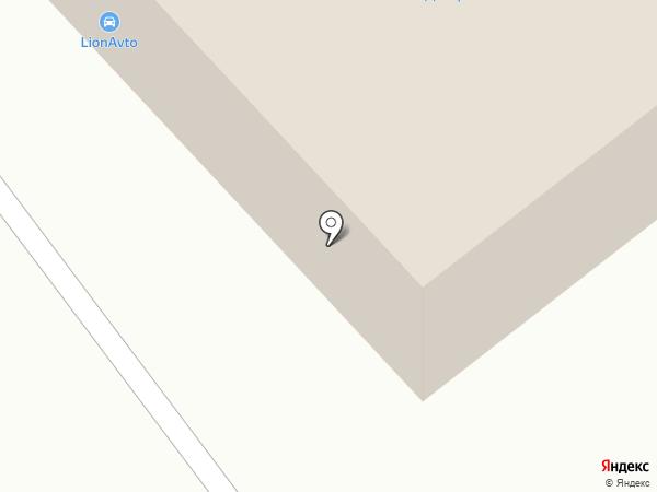 Служба грузоперевозок на карте Рязани