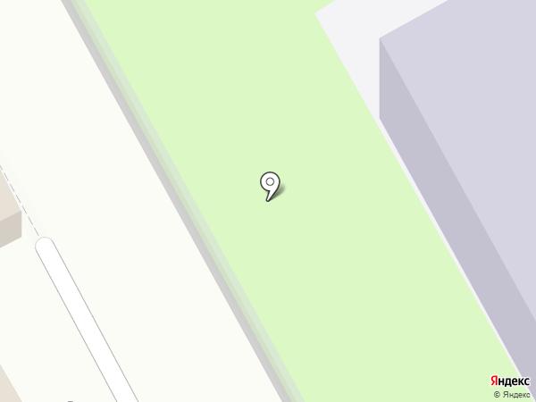 Милана на карте Ростова-на-Дону