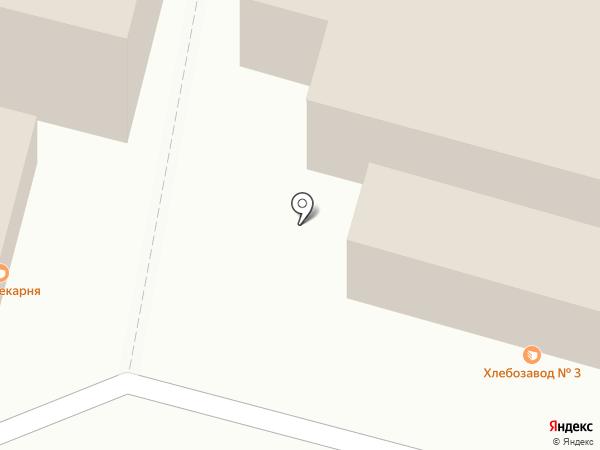 Магазин фастфудной продукции на карте Рязани