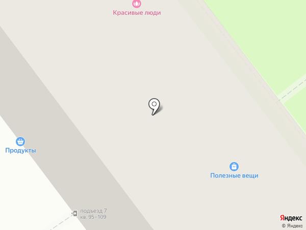 Дубки на карте Рязани