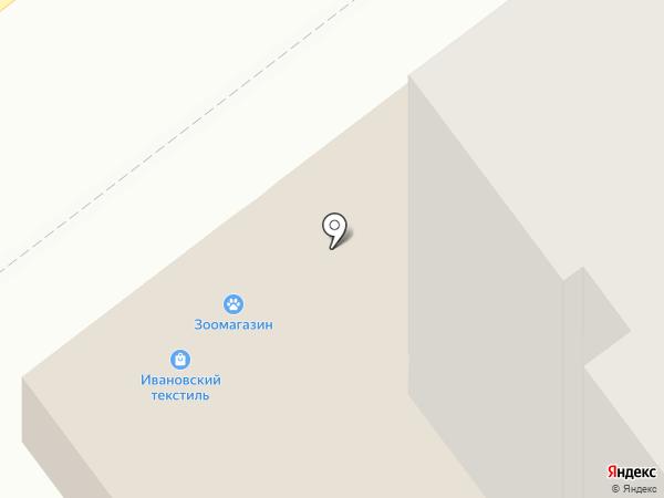 Шпилька на карте Рязани
