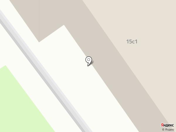 Пункт техосмотра на карте Рязани