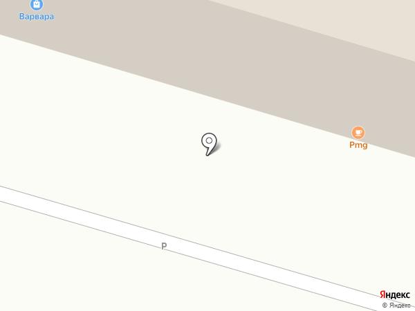 PMG на карте Рязани