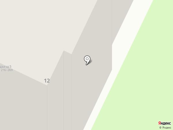 Эль на карте Рязани
