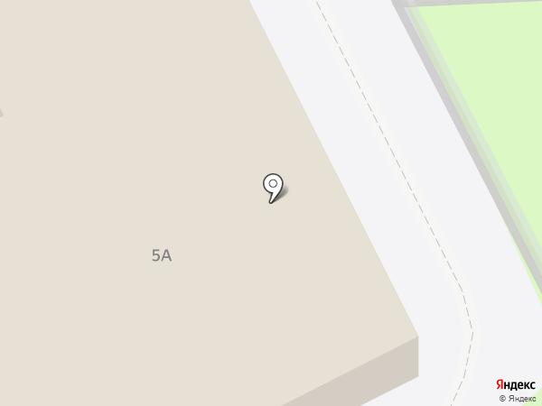Сават на карте Липецка