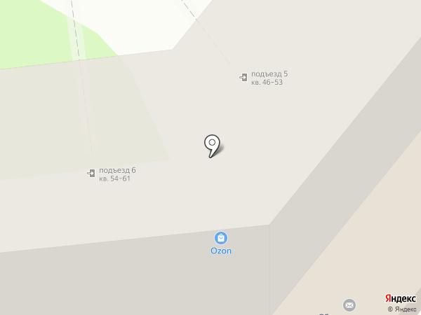 Аленушка на карте Липецка
