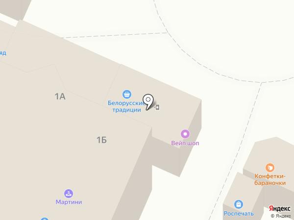 У ПАЛЫЧА на карте Рязани
