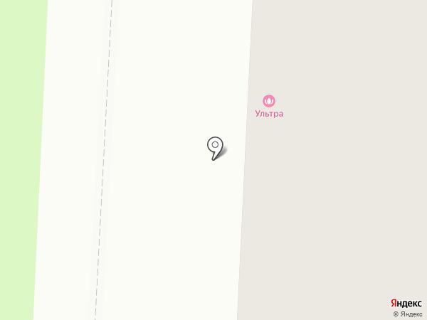 Ультра-Профи на карте Рязани