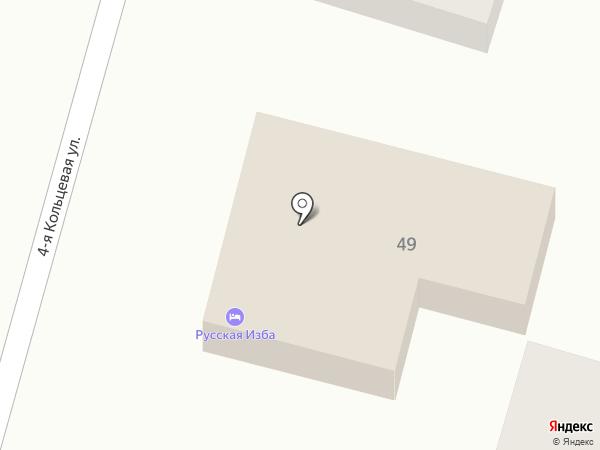 Хостел24 на карте Ростова-на-Дону