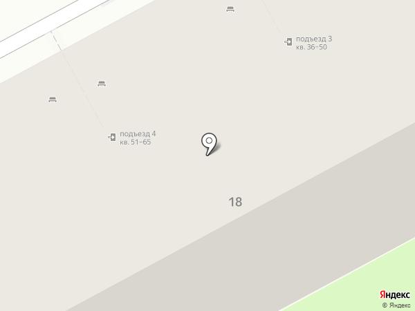 Правильный цыпленок на карте Липецка