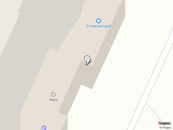 РемДомстрой на карте Рязани
