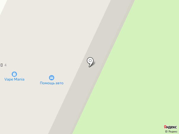 Пивной остров на карте Рязани