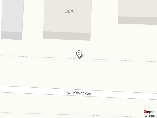 Эс-Класс на карте Ростова-на-Дону