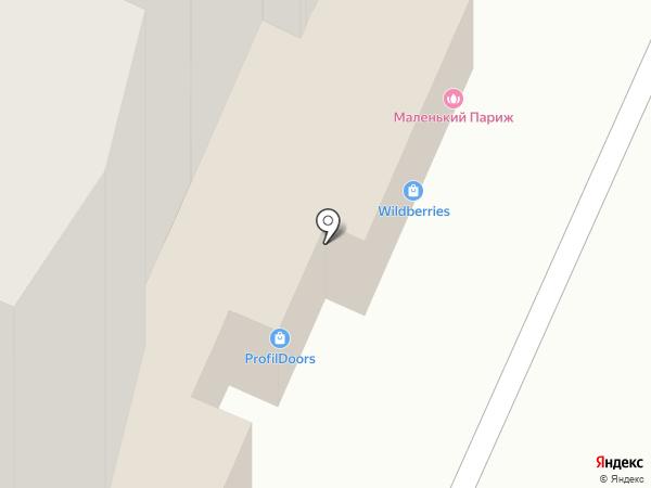 Маленький Париж на карте Рязани